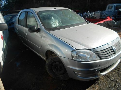 Imagem 1 de 6 de Sucata Peças Acessórios Renault Logan 2008/09/10