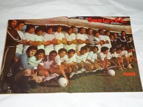 Poster Do Santos F C Antigo
