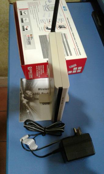 Router Inalambrico Modem Adsl 2 Encore Electronics C3