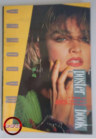 Madonna Poster Book - 20 Tear Out Posters 1986