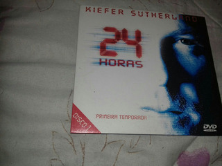 Dvd Disco 1 24 Horas