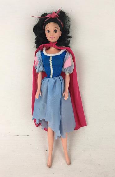 Disney Boneca Branca De Neve Mattel