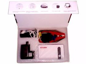 Auxiliar De Partida 12v Carregador Bateria Carro Celular