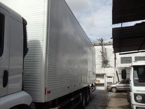 Baú De Aluminio 9,00 Mts/baú De Aluminio Truck/baús