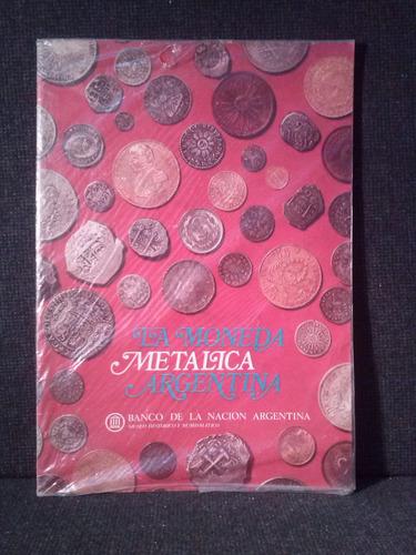 La Moneda Metalica Argentina Banco Nacion