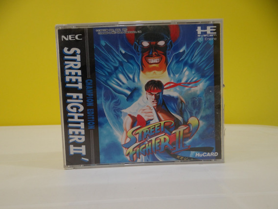 Street Fighter 2 Pc Engine
