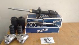 4 Amortecedores Nakata + Kits Fiat Ducato 1994/2016