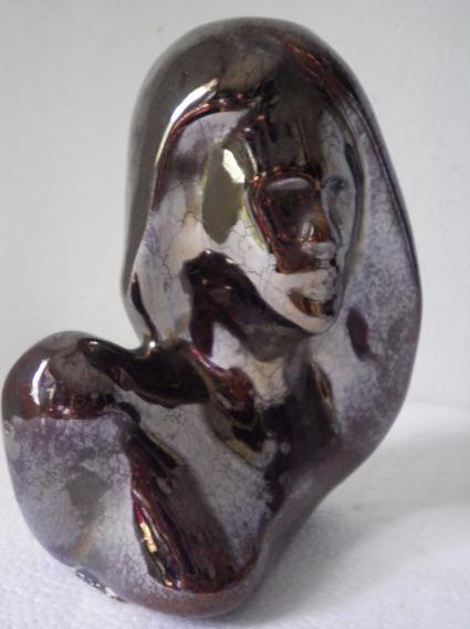 Venus Figura Mujer Ceramica Decorativo Retro No Bronce Regal