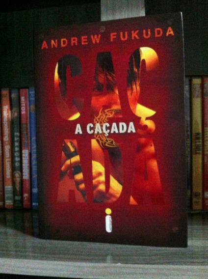Livro A Caçada - Andrew Fukuda
