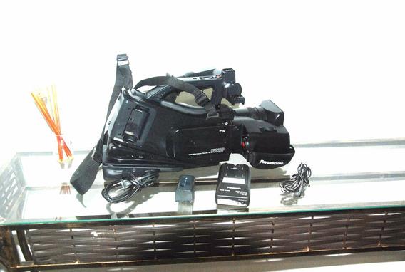 Filmadora Panasonic C20 Mine Dv Poucas Horas De Uso.