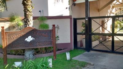 Venta De Duplex En Barrio Privado Jardines De Escobar