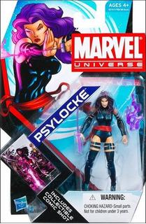 Marvel Universe S4-005 Psylocke