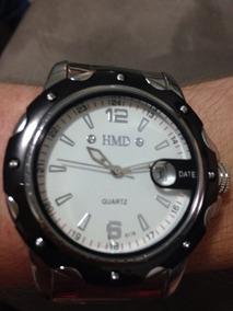 Relógio Em Aço