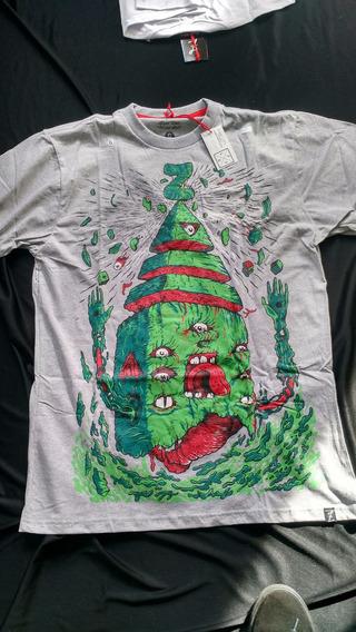 Camiseta Z Clothing Masculina (monsteru)
