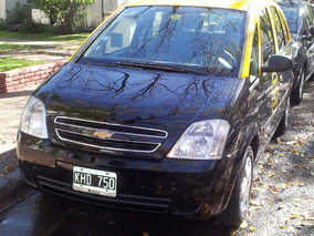 Meriva Taxi 2011 Solo Exigentes - Excelente Estado -la Mejor