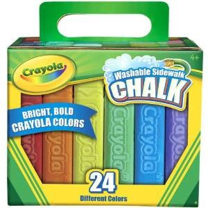 Crayola Multiple Colores Caja De 24 Unidades (16)