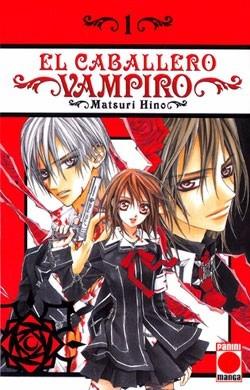 Manga El Caballero Vampiro Tomo 01 - Panini