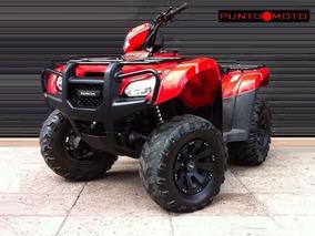 Honda 500 Cuatriciclo 4x4 Foreman !! Puntomoto !!15 27089671