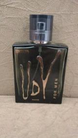 Vidro De Perfume Ulric De Varens - 100ml - Masculino -vazio