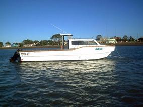 Tracker 9.80x 3.50 Baader Track Pesca,transporte,trabajos,