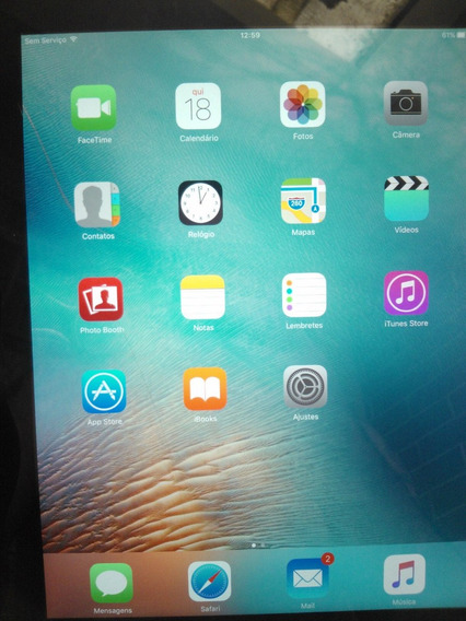 iPad 3 3geracao Wifi/16gb