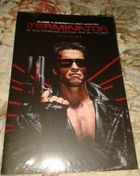 Livro Exterminador Do Futuro Darkside Books Raro T1000