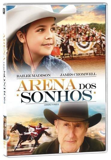 Dvd Arena Dos Sonhos - B Madison - Comprou Ganha 1 Dvd
