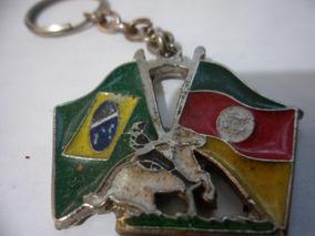Chaveiro Antigo Estado Do Rio Grande Do Sul