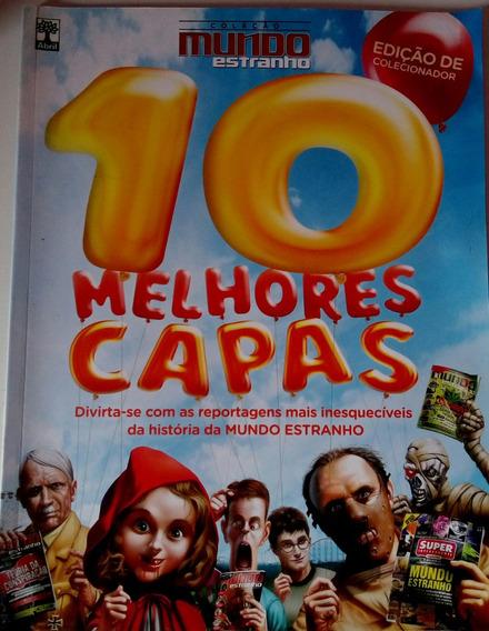 Revista Mundo Estranho Especial 100 Melhores Capas