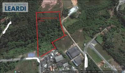 Terreno Jardim Limoeiro - Arujá - Ref: 448448