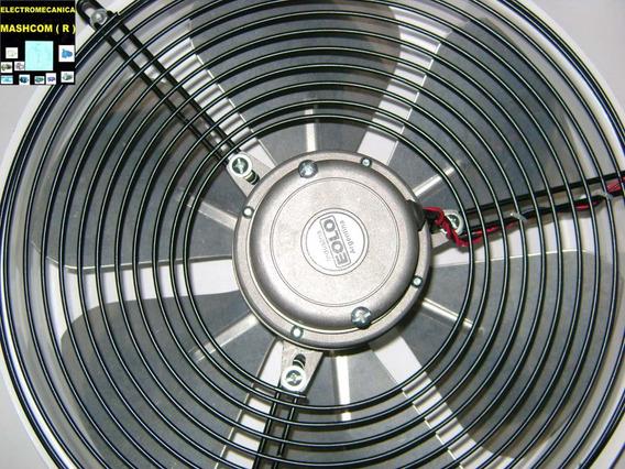 Extractor De Aire Reversible De 40 Cm * Bajo Consumo