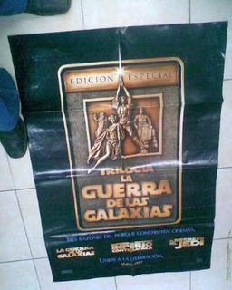 Loby Card Star Wars Poster La Guerra De Las Galaxias Origin