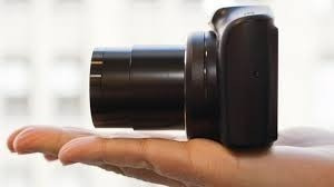 Câmera Digital Canon Hd