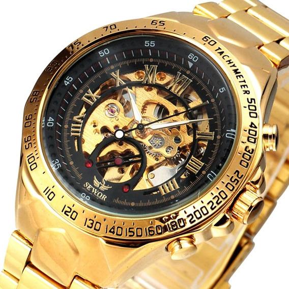 Relógios De Ouro De Luxo Marcar Top Esporte