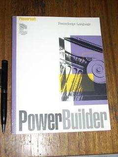 Powerbuilder Powerscript Language 3.0 Powersoft