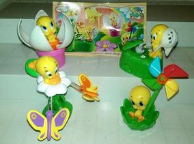Kinder Ovo - Coleção Completa - Looney Tunes Piu Piu