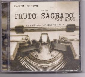 Fruto Sagrado - 20 Anos - Cd Gospel