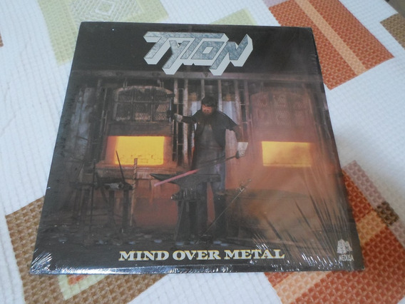 Lp Tyton - Mind Over Metal