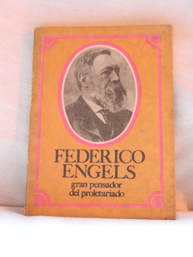 Imagen 1 de 4 de Federico Engels. Editora Política (la Habana, Cuba)