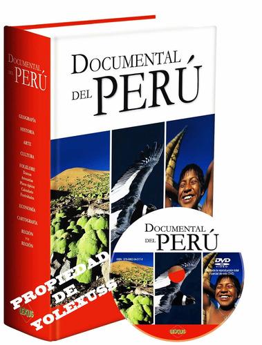 Imagen 1 de 1 de Enciclopedia Documental Del Perú  Original