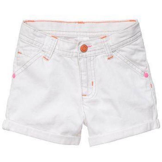 Short Carters Blanco