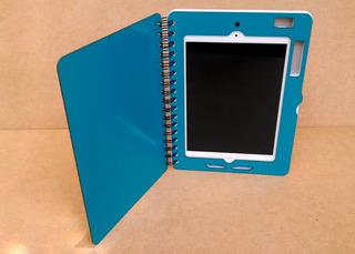 Funda Onta - iPad Mini 1, 2, 3 - Idéntica A Una Libreta