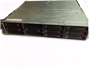 Storage Hp Msa20 Enclosure Com 9 Gavetas Armazenamento Hd