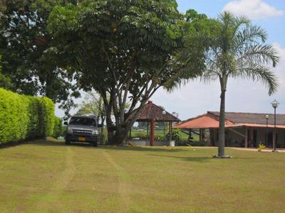 Finca Ganadera En Venta, Quindio. Ref 4422