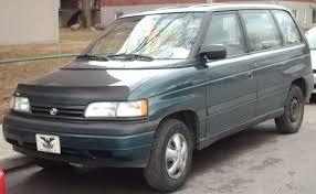 Manual De Taller Mazda Mpv (1989-1999) Ingles