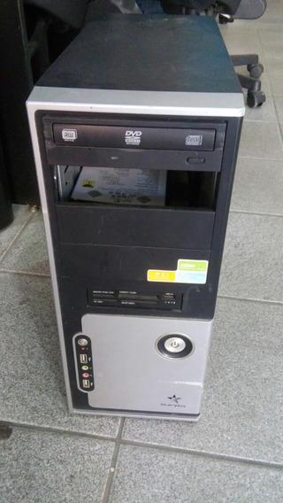 Desktop Lenovo Intel Pentium 2gb De Memoria 80gb De Hd (0178