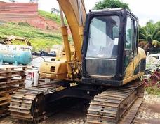 Escavadeira Caterpillar 312cl Ano 2006