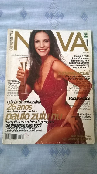 *jl Revista Nova Cosmopolitan Ivete Sangalo - Setembro 1999*