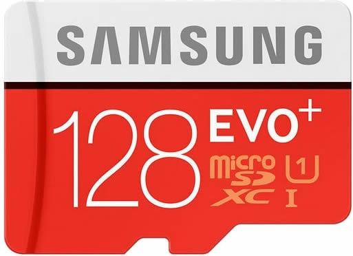 Samsung Micro Sdxc Evo Plus 128gb Classe 10 80mb/s Lg G4 G3