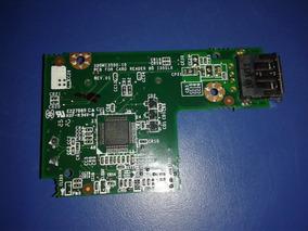 Placa Adptadora Usb E Leitor De Cartão Cce E23l+
